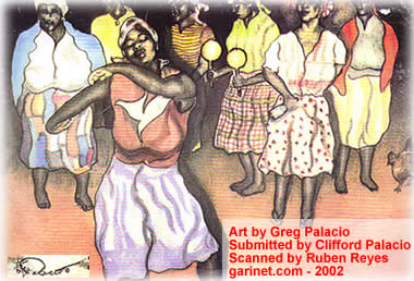 The works of Greg ULMAR Palacio - the son of Clifford & Rita Palacio ( Proud Garifuna parents